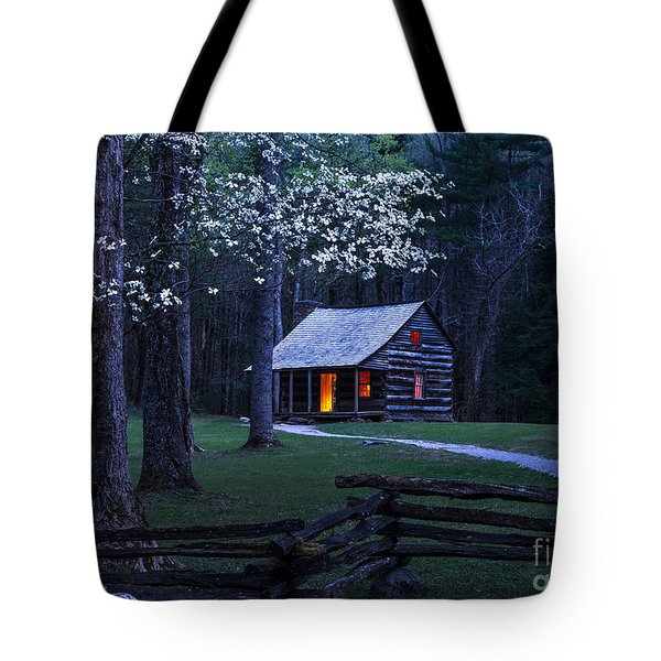 Light Within Tote Bag by Anthony Heflin