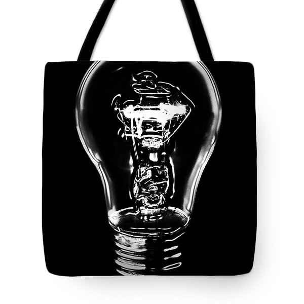 Lightbulb Tote Bag