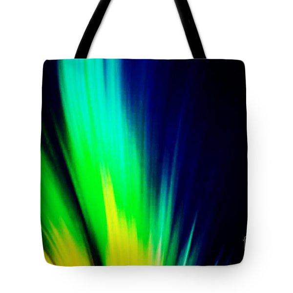 Lightburst Tote Bag