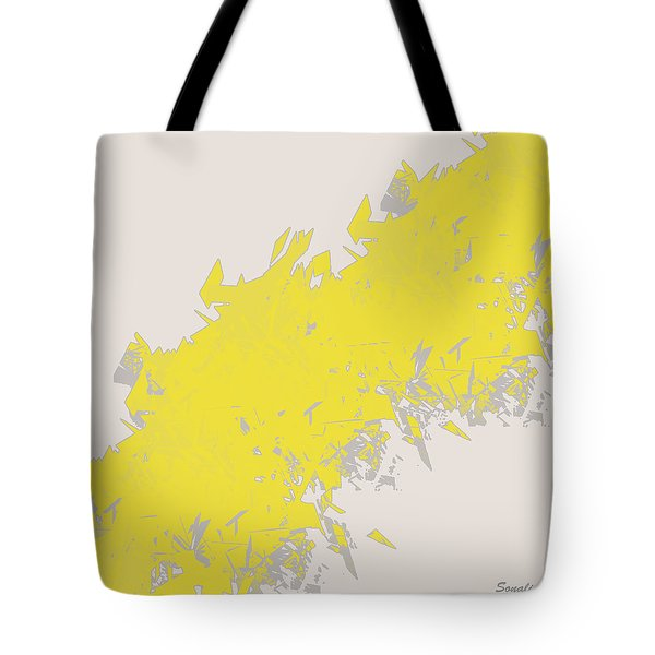Lightening Tote Bag