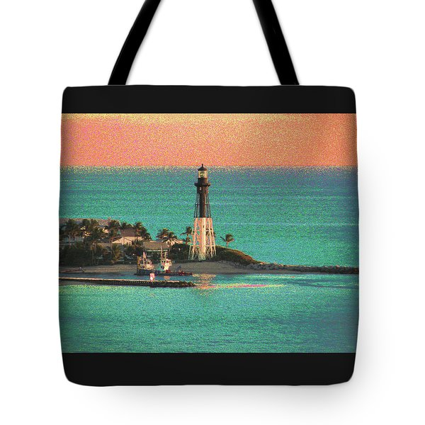 Lighthouse 1006 Tote Bag