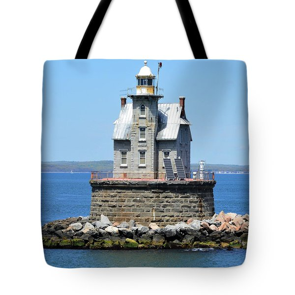 Lighthouse 2-c Tote Bag