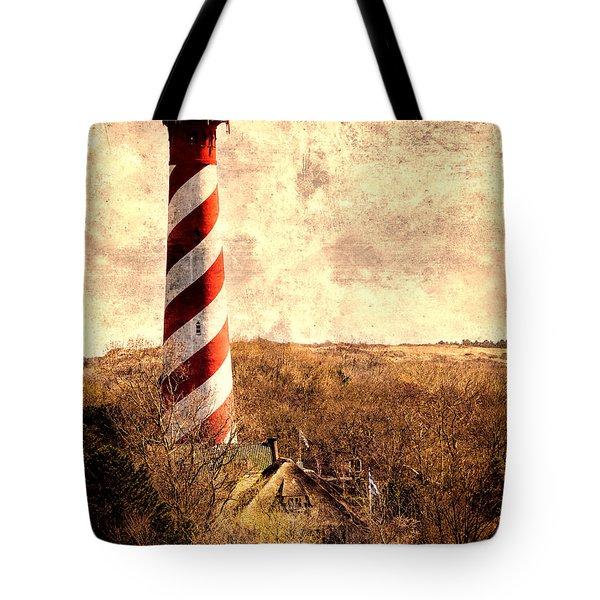 Lighthouse Westerlichttoren Tote Bag