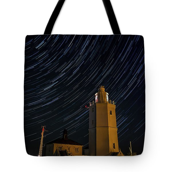 Lighting The Sky Tote Bag