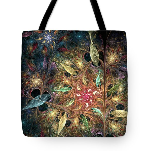 Lightness Of Being Tote Bag by Kim Redd