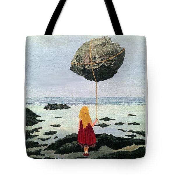 Lightness Of Being Tote Bag