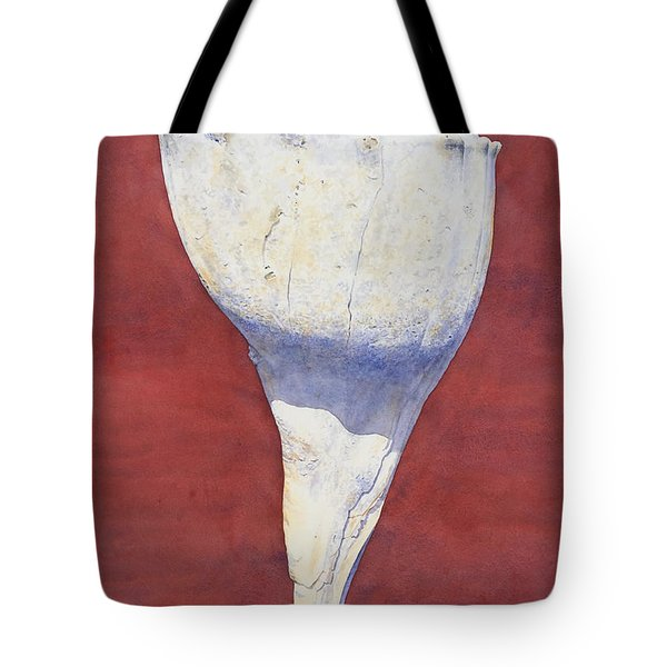 Lightning Whelk Conch II Tote Bag