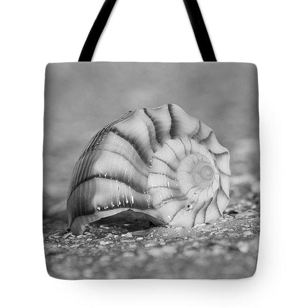 Lightning Whelk Tote Bag
