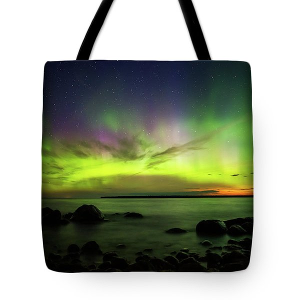 Lights 2 Tote Bag