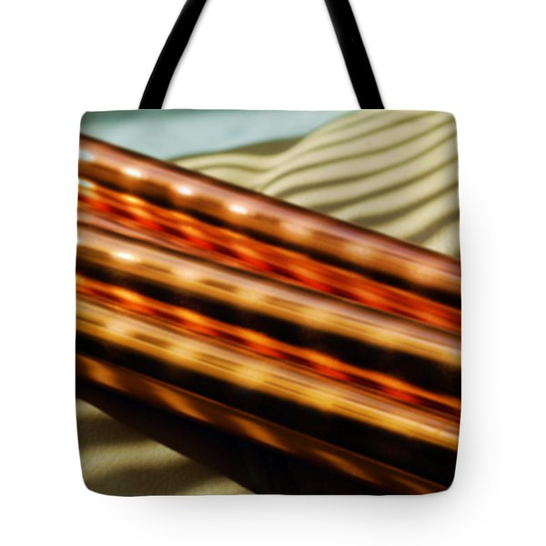 Lights And Shadows Tote Bag