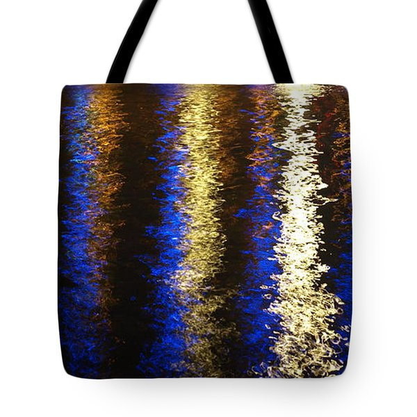 Lightup Pgh Tote Bag