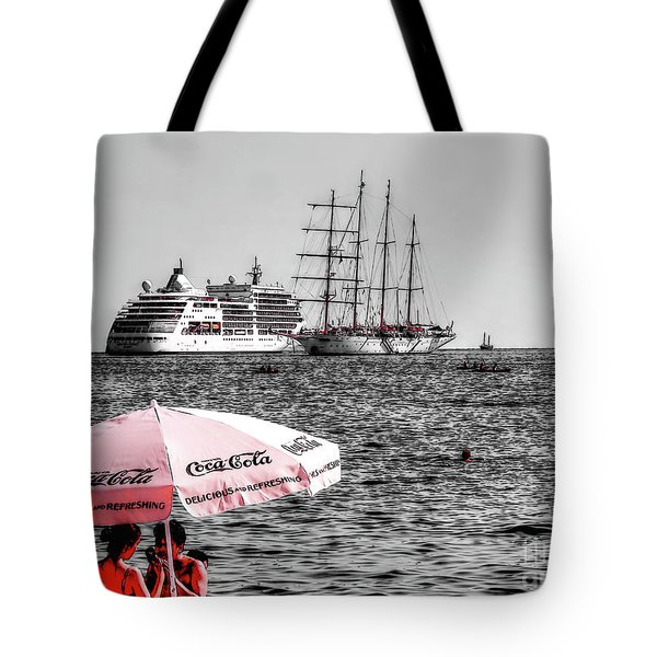 Like A Advert This One Tote Bag
