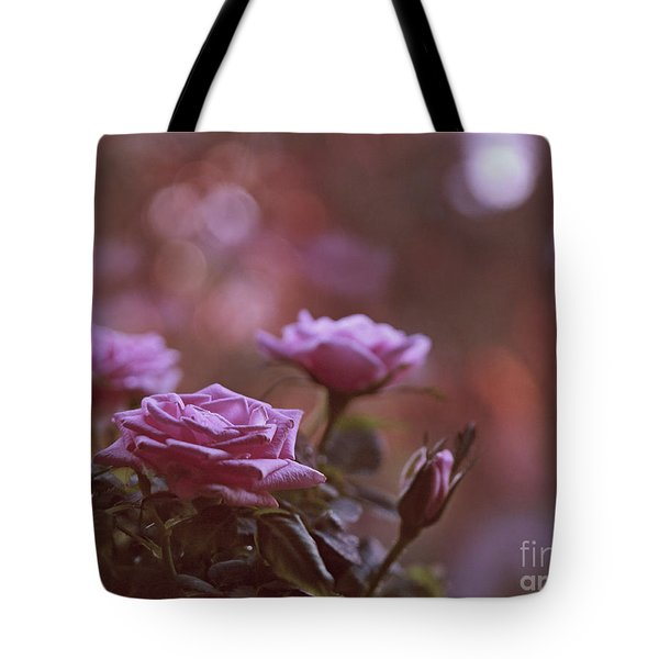 Like A Fine Rosie Of Pastels Tote Bag