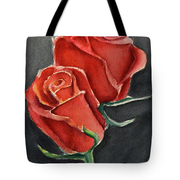 Like A Rose Tote Bag