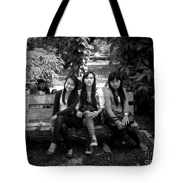 Like, Don't Like...don't Know Tote Bag