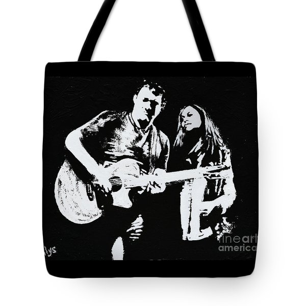 Like Johnny And June Tote Bag