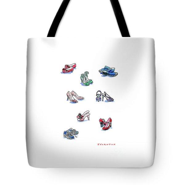 L'il Shoes Tote Bag