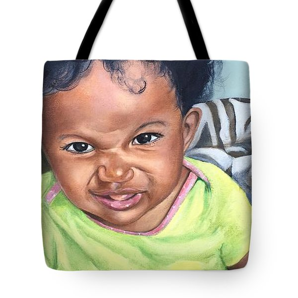 Lil Suga Momma Tote Bag
