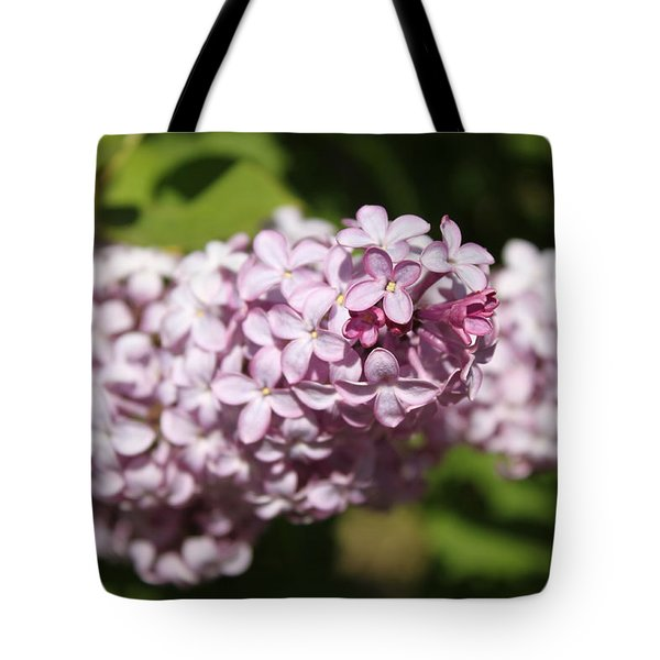 Tote Bag featuring the photograph Lilacs 5549 by Antonio Romero