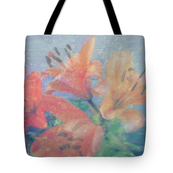 Lilies #1 Tote Bag