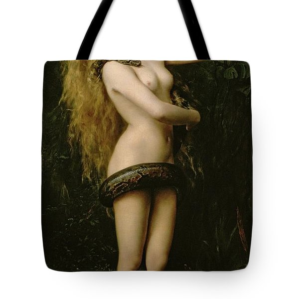 Lilith Tote Bag