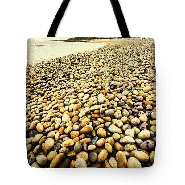 Lillico Beach Tasmania Tote Bag