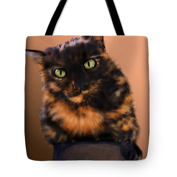 Lillie Tote Bag
