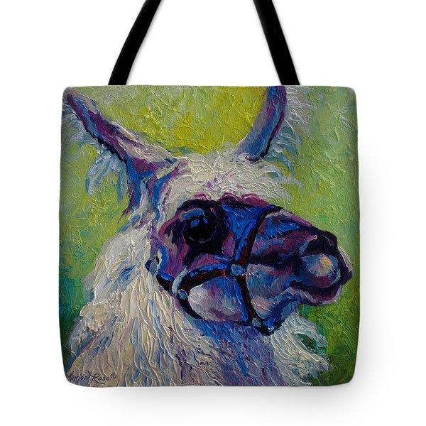 Lilloet - Llama Tote Bag