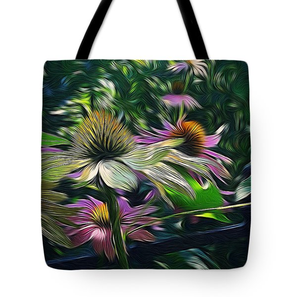 Lil's Garden Tote Bag