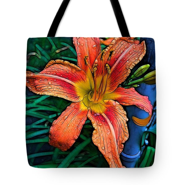 Lily Bold Tote Bag