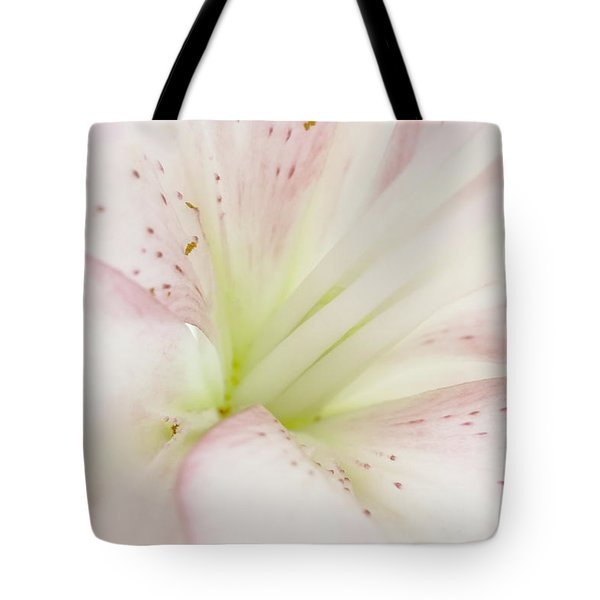 Lily Centered Tote Bag