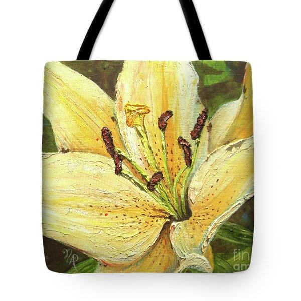 Lily Dream Tote Bag
