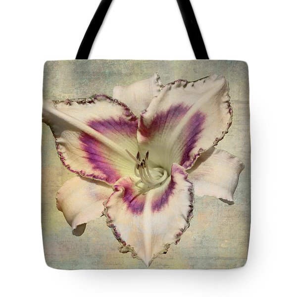 Lily For A Day Tote Bag by Angela A Stanton