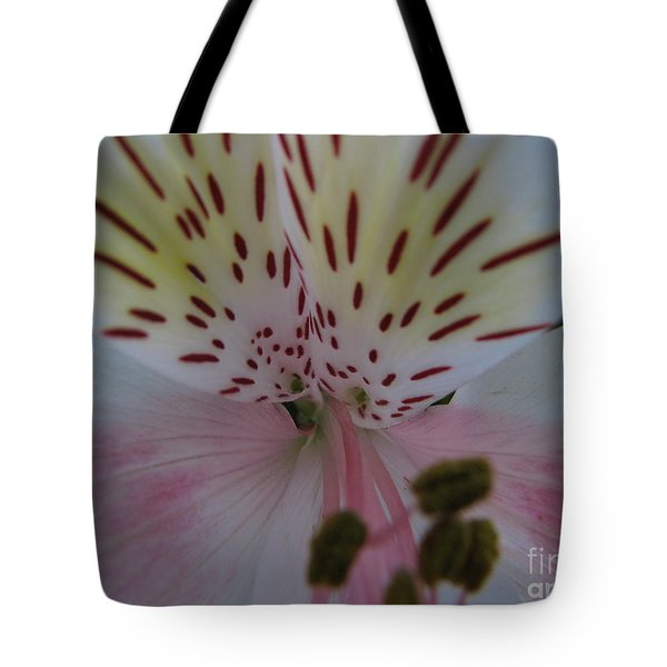 Tote Bag featuring the photograph Lily by Greg Patzer