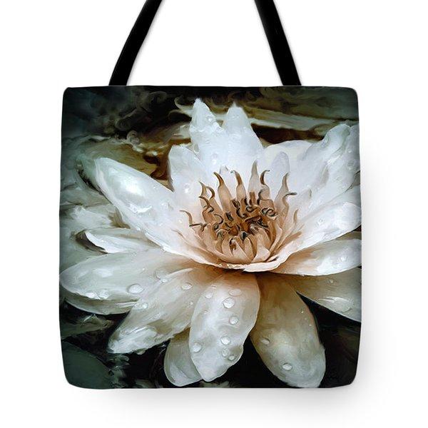 Lily Light Tote Bag