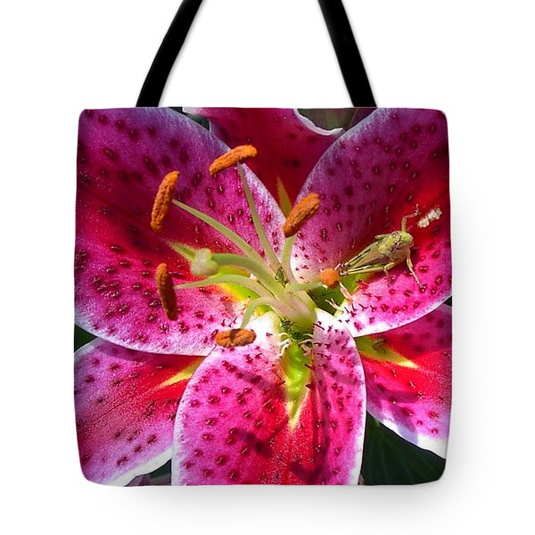 Lily Tote Bag by Mary-Lee Sanders