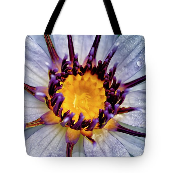 Lily Not Quite In Focus Tote Bag