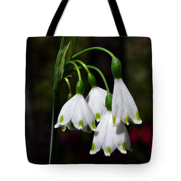 Lily Of The Valley 003 Tote Bag