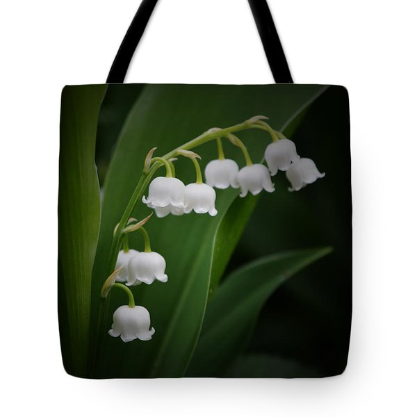 Lily Of The Valley 2 Tote Bag