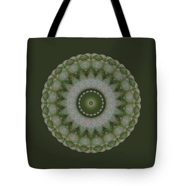 Lily Plaid Tote Bag
