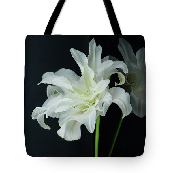 Lily Reflected Tote Bag