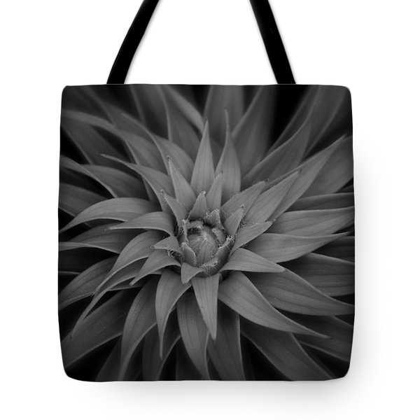 Lily Swirl Tote Bag