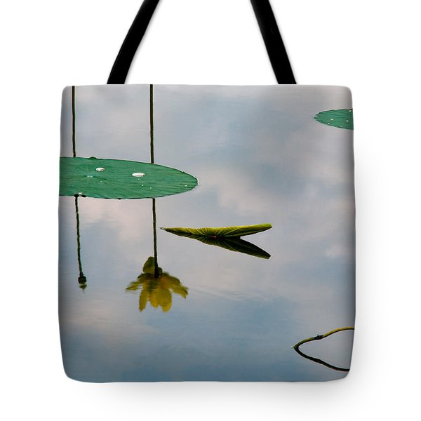 Lily's Reflection Tote Bag