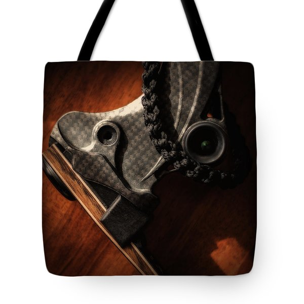Tote Bag featuring the photograph Limb Pocket by Tim Nichols