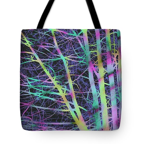 Limbs And Twigs Tote Bag