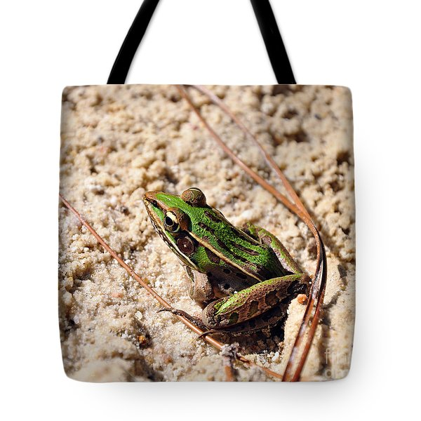 Tote Bag featuring the photograph Lime-like by Al Powell Photography USA