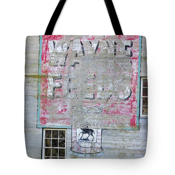 Lime Valley Mills Tote Bag by David Arment