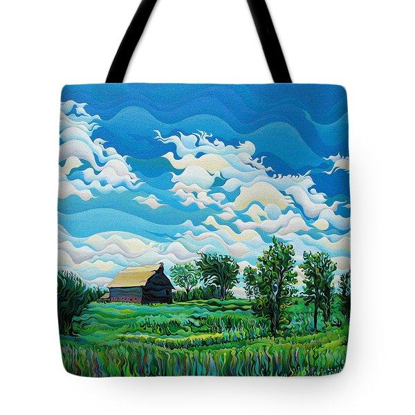 Limitless Afternoon Dreams Tote Bag
