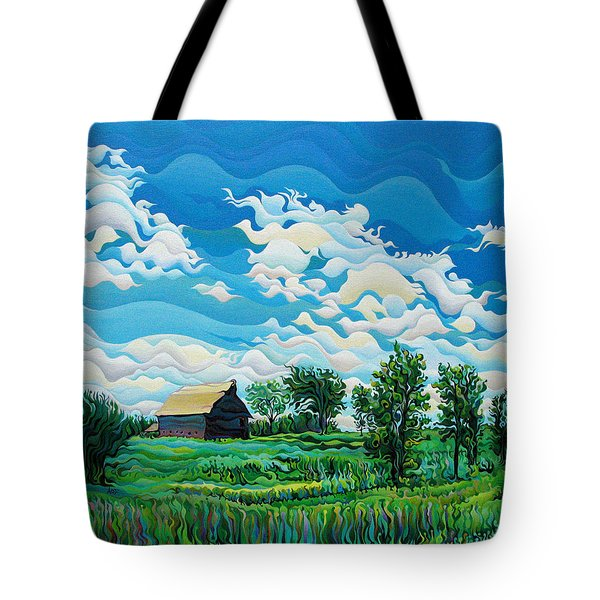 Limitless Afternoon Dreams Tote Bag