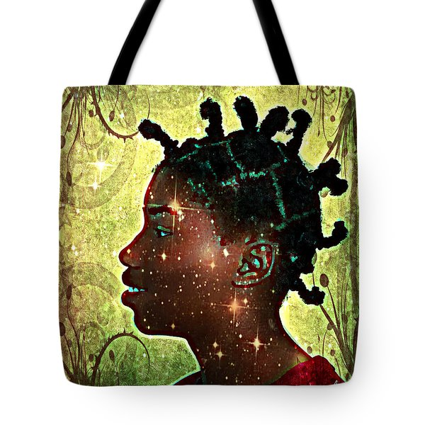 Limitless Tote Bag by Iowan Stone-Flowers